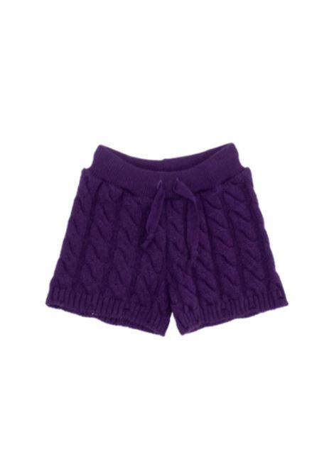 VICOLO KIDS | Shorts | 3141PW0773VIOLA