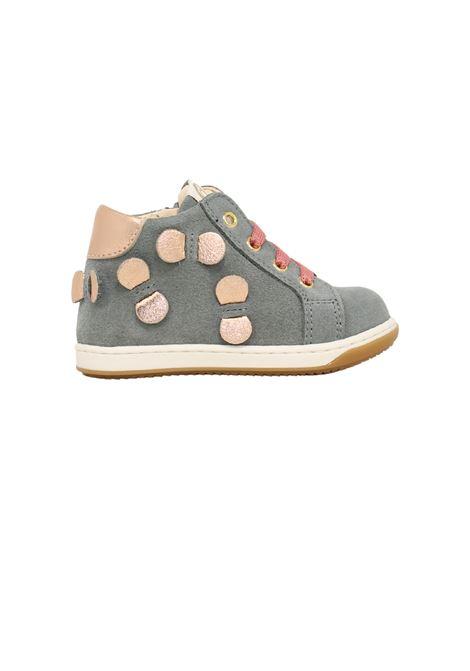 Girls Bow Sneakers WALKEY | Sneakers | Y1A4414151305A141GRIGIO