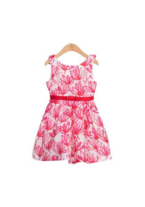 Vestito Fiori Stilizzati ABEL&LULA | Vestiti | 5045002