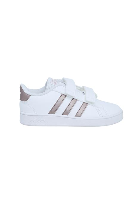 Sneakers Bambina Grand Court I ADIDAS JUNIOR | Sneakers | EF0116BIANCO