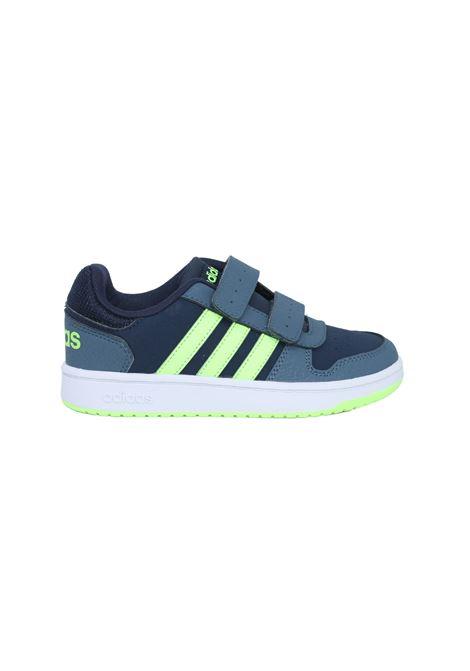 Sneakers Bambino Hoops 2.0 ADIDAS JUNIOR | Sneakers | FW4930BLU