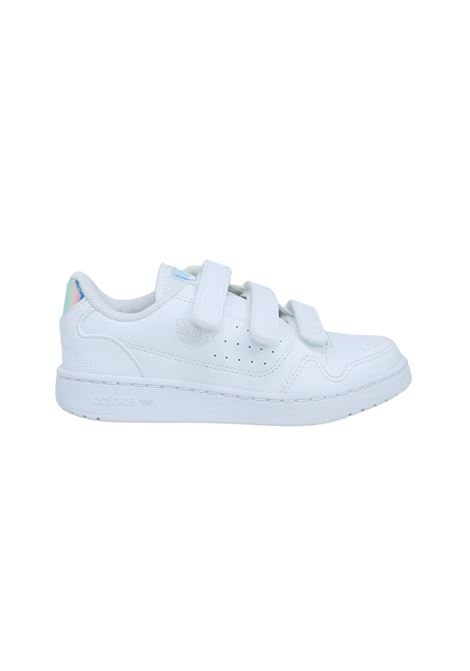 Sneakers Bambina NY ADIDAS JUNIOR | Sneakers | FY9847BIANCO