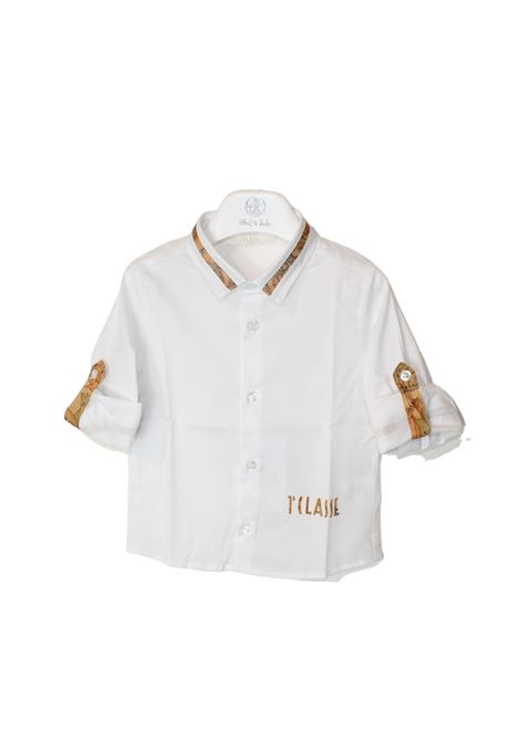 Camicia Bambino Geo Istituzioonale ALVIERO MARTINI 1° CLASSE JUNIOR | Camicie | 2575C0348WHITE