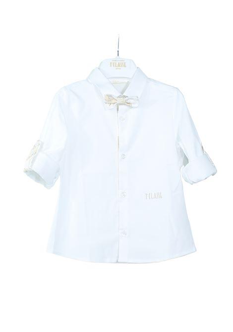 Camicia Bambino White ALVIERO MARTINI 1° CLASSE JUNIOR   Camicie   2575C0377WHITE