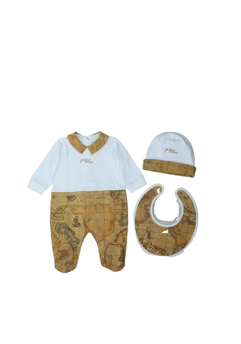 Kit Tutina Neonato ALVIERO MARTINI 1° CLASSE JUNIOR | Completi | 25KIT0844WHITE