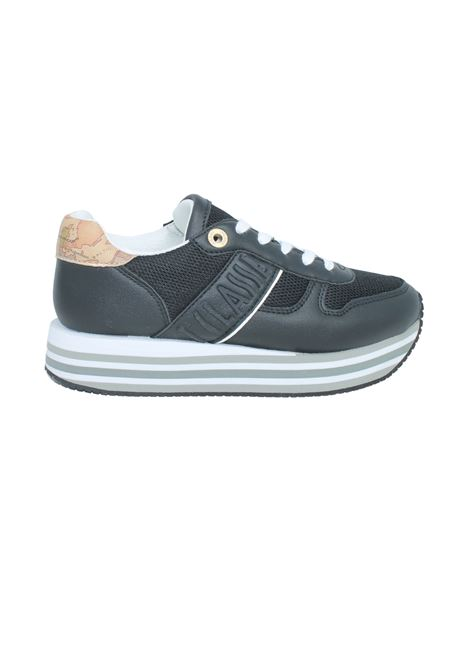 Sneakers Bambina Black ALVIERO MARTINI 1° CLASSE JUNIOR | Sneakers | P3A4-10565-0208Y906