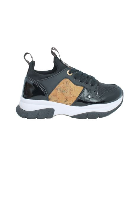 Sneakers Bambina Slip On Black ALVIERO MARTINI 1° CLASSE JUNIOR | Sneakers | P3A4-10704-1056X550