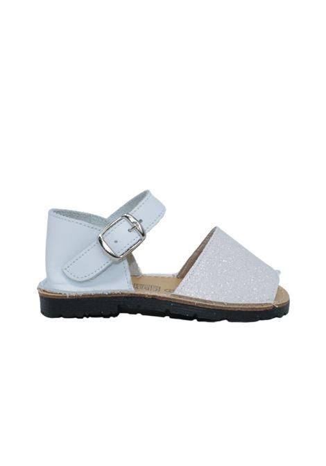 Minorchina Glitter White ANGELITOS | Minorchine | 197BIANCO