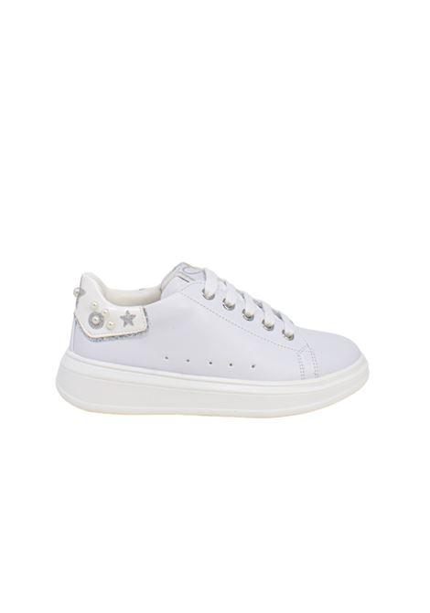 Sneakers Pearles ASSO | Sneakers | 10301BIANCO