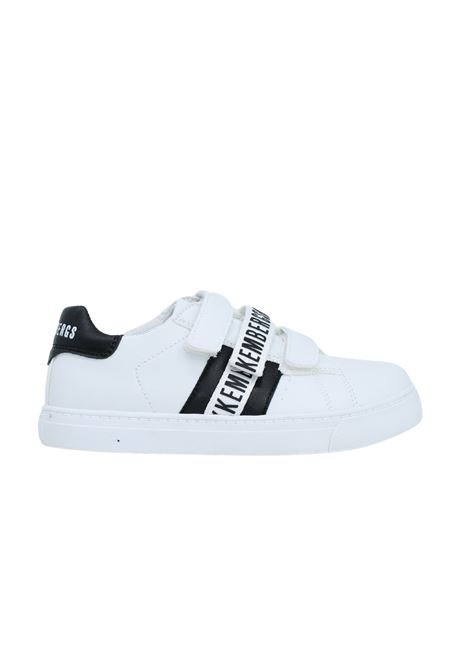 Sneakers Bambino Lace Up BIKKEMBERGS KIDS | Sneakers | K3B4205120193X002BIANCO