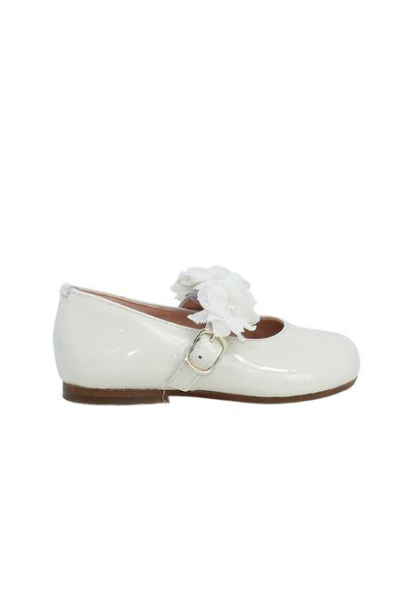 Ballerina Flowers e Perle CLARYS | Ballerine | 1168MIELE