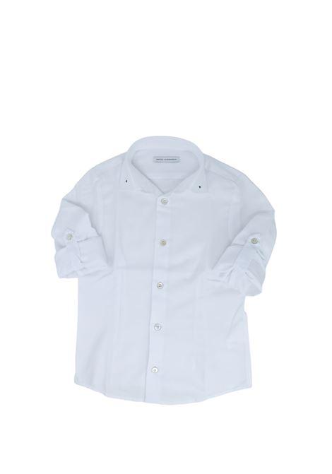 Camicia Bambino DA DANIELE ALESSANDRINI JUNIOR | Camicie | 1235C0839BIANCO