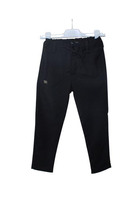 DANIELE ALESSANDRINI JUNIOR | Trousers | 1235P0833NERO