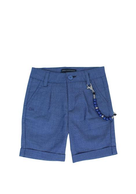Bermuda Bambino Jersey DANIELE ALESSANDRINI JUNIOR | Pantaloni | 1296P0553BLUETTE
