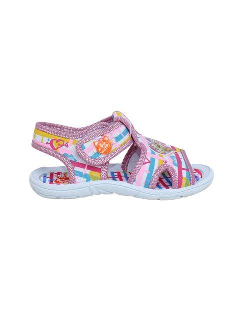 EASY SHOES | Sandals | GAP4303FUCSIA