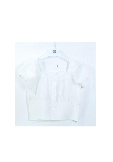 FUN&FUN | Camicie | FNJSH4390BIANCO