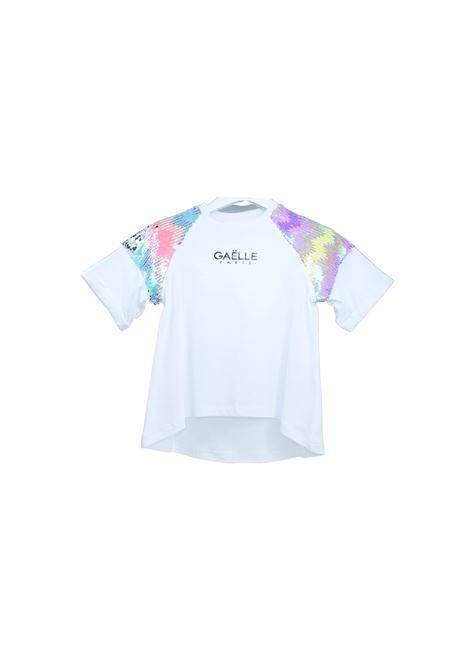 GAËLLE PARIS KIDS | T-shirt | 2746M0335WHITE