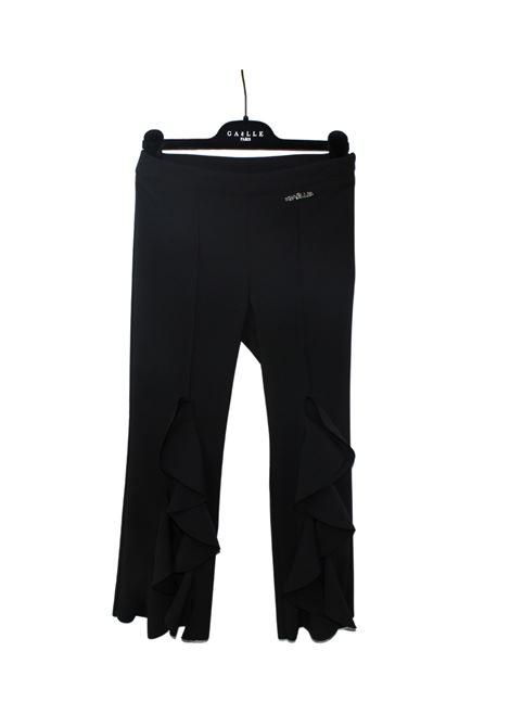 GAËLLE PARIS KIDS | Trousers | 2746P0369BLACK