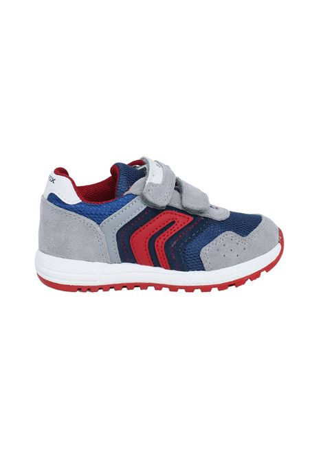 Sneakers Bambino Grey, GEOX KIDS | Sneakers | B043CD022FUC0493