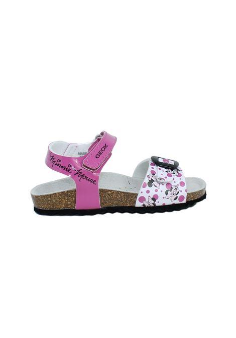 GEOX KIDS | Sandals | B152RDFUCSIA