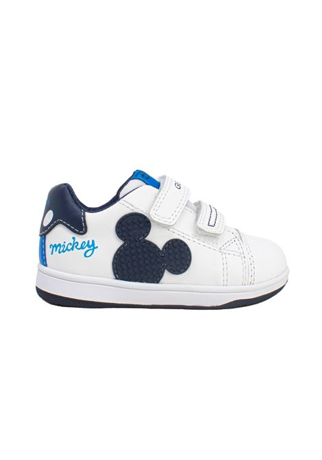 Sneakers Bambino White Michey GEOX KIDS | Sneakers | B151LA08554C0899