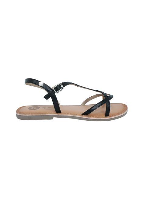 Sandalo Bambina Black Bscoe GIOSEPPO KIDS | Sandali | 58752NERO