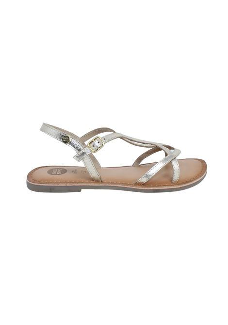 Sandalo Bambina Platino Bscoe GIOSEPPO KIDS | Sandali | 58752PLATINO