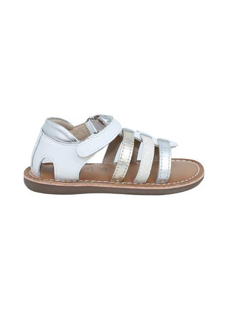 Sandalo Bambina Okaloosa GIOSEPPO KIDS | Sandali | 58812BIANCO