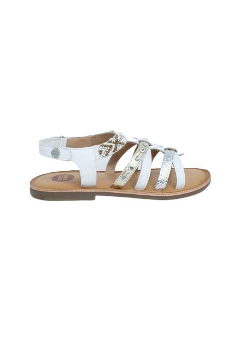 Sandalo Bambina White Canton GIOSEPPO KIDS | Sandali | 62979BIANCO