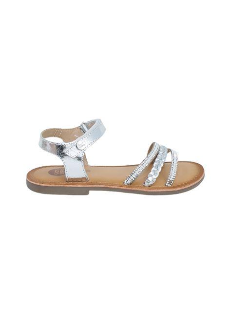 Sandalo Bambina Argento Cady GIOSEPPO KIDS | Sandali | 62987ARGENTO