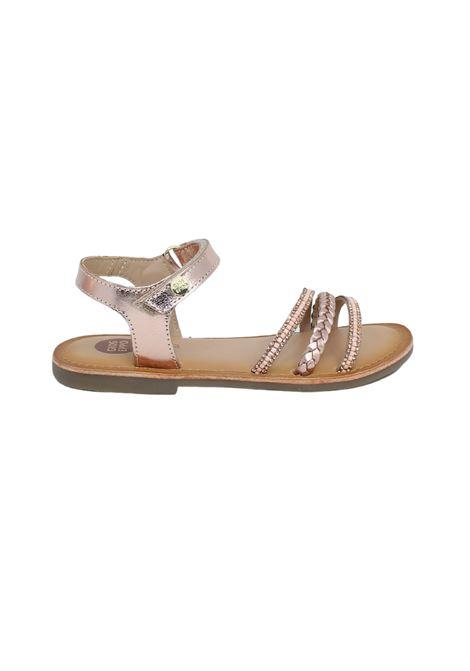 Sandalo Bambina Rame Baraboo GIOSEPPO KIDS | Sandali | 62988RAME