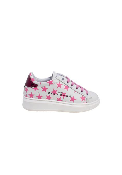 Sneakers Bambina Star TEEN JOHN RICHMOND KIDS | Sneakers | 11310BIANCO
