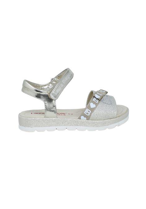 LAURA BIAGIOTTI KIDS | Sandals | 7262PLATINO