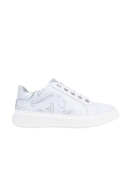 Sneakers Bambina Mirror LAURA BIAGIOTTI KIDS | Sneakers | 7061BIANCO