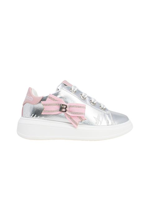 Sneakers Bambina Precious LAURA BIAGIOTTI KIDS | Sneakers | 7062ARGENTO