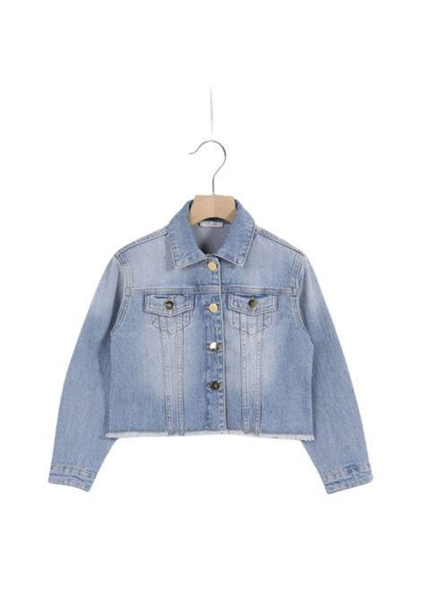 Giubbino Bambina Jeans LIU-JO JUNIOR | Giubbini | GA1090D451877133