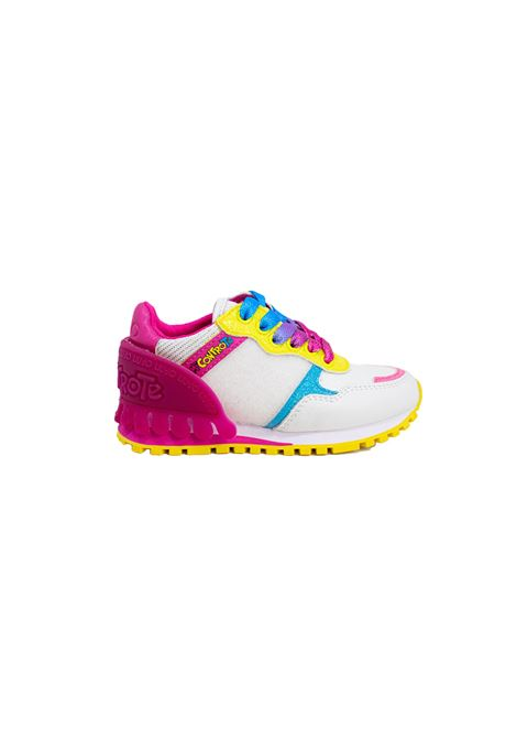 Sneaker Bambina Wonder 2 MECONTROTE LIU-JO MECONTROTE | Sneakers | 4B1001EX119S1070BIANCO