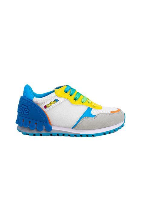 Sneaker Bambino Wonder 2 LIU-JO MECONTROTE | Sneakers | 4B1001TX21201111BIANCO