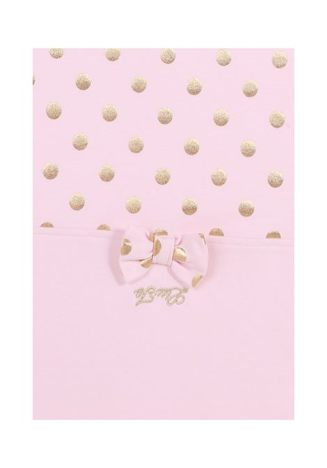 Coperta Neonata Pois Pink LIU-JO JUNIOR | Coperte | HA1091J6050T96604