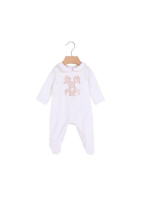 Tris Neonata Bunny Pink LIU-JO JUNIOR | Tutine | HA1105J6050T9604
