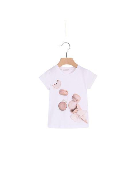 T-shirt Bambina Ice Cream LIU-JO JUNIOR | T-shirt | KA1031J5003T9543