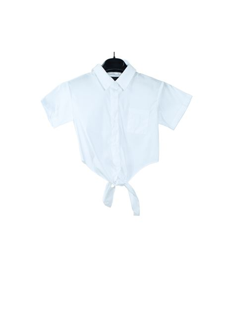 Camicia Bambina Nodo MARC ELLIS NEW YORK KIDS | Camicie | JMEJSH8498001
