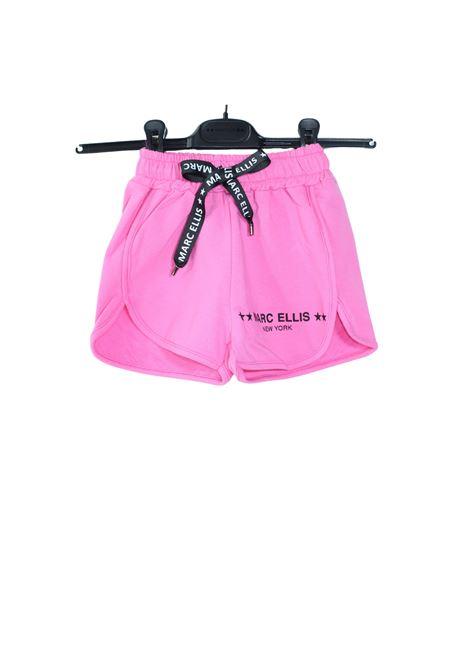Short Bambina Fucsia MARC ELLIS NEW YORK KIDS | Shorts | JMEJSO8595007