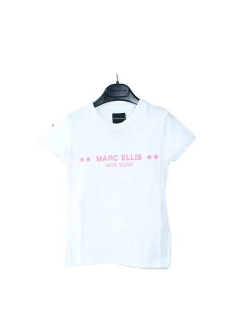 T-shirt Bambina New York MARC ELLIS NEW YORK KIDS | T-shirt | JMEJTS8596WFC
