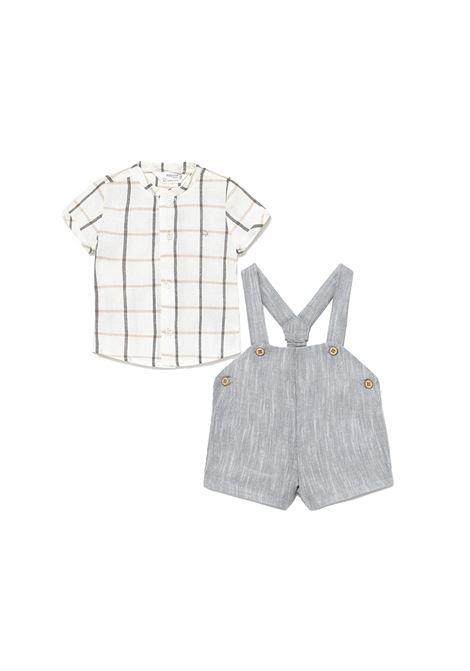 Completo Bermuda e Camicia MAYORAL NEWBORN | Completi | 1214090
