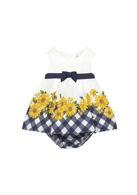 Vestito Flowers MAYORAL NEWBORN | Vestiti | 1830040