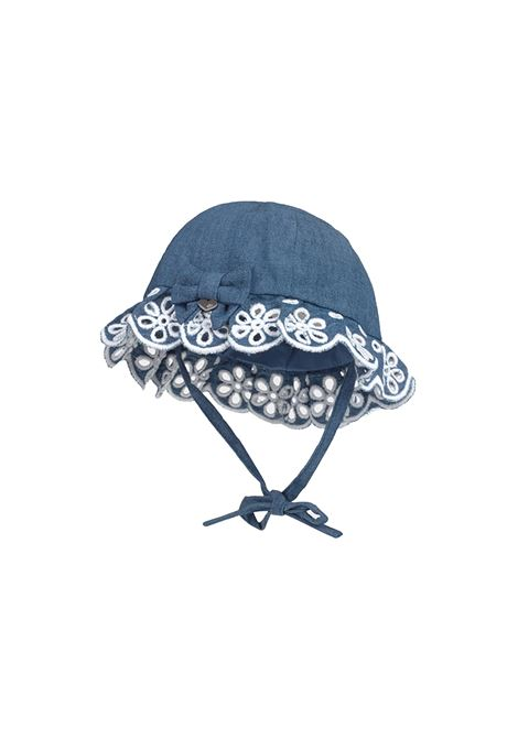 Cappello Ricamato Neonata MAYORAL NEWBORN | Cappelli | 9373089