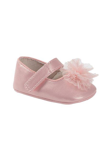 Ballerina Fiore Tulle MAYORAL NEWBORN | Scarpe | 9403049