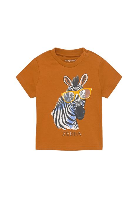 T-shirt Play Zebra MAYORAL | Maglie | 1001047