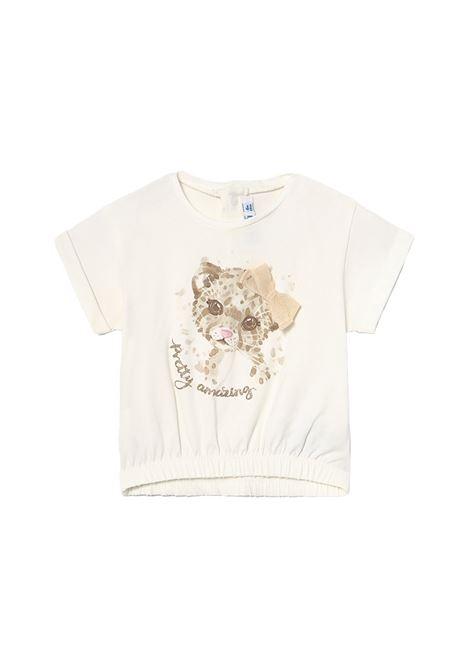T-shirt Leopardo MAYORAL | Maglie | 1092042